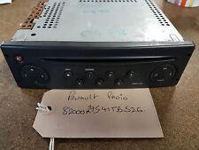 RADIO CD RENAULT CLIO 2 MEGANE SCENIC 8200029541