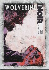 Marvel Beginnings Series 2 Breakthrough Chase Card B-87 Wolverine Noir #1