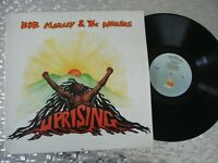 "Bob Marley & The Wailers ‎– ""Uprising""  Vintage LP  Island Records  XILP 9596"