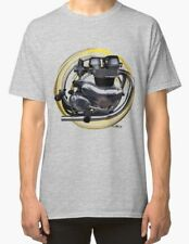 Matchless G12 iconic Twin engine Vintage Motorcycle T-Shirt INISHED Productions