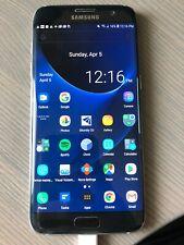 2 Samsung Galaxy S7 edge SM-G935A - 32GB - Black Onyx (AT&T) Smartphone X2