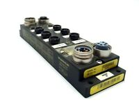 Turck FDNP-S0404G-TT Bus Stop Interface 4 In 4 Out Station DN F/W Ver. 5.003