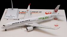 """""""NEW! """" Inflight 200 JAL JAPAN AIRLINES Airbus A350-900 JA03XJ """"Green"""""""