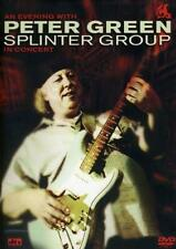 An Evening With PETER GREEN Splinter Group In Concert  -  DVD