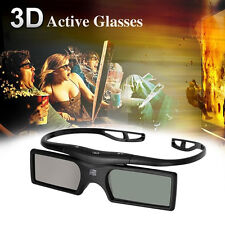 New Bluetooth 3D Active Shutter TV Glasses For Panasonic Universal TV Projector