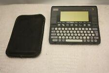 PSION SERIES 3 POCKET COMPUTER PDA 256K RAM 16BIT MULTI TASKING DAMAGED HINGE