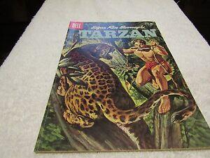 Tarzan #114 (Sep-Oct 1959, Dell)