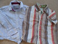 Fat face & next 2 boys shirts age 2-3 years