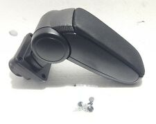 Skoda Fabia MK1 1999-2007 Armrest Centre Console Black Cloth High Quality
