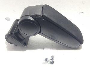 Skoda Fabia MK1 1999-2007 Armrest Centre Console Black Cloth High Quality