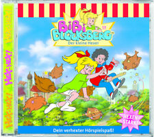 Bibi Blocksberg - Der kleine Hexer - Folge 17 - Hörspiel - CD - *NEU*