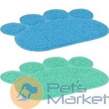 tappetino toilette lettiera per gatti 40x30 igene Ver.acqua o azzurro