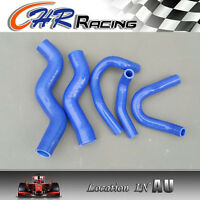 Silicone radiator heater hose for Holden Rodeo TF 2.8L Turbo Diesel 1998-2003