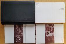 Genuine Honda Jazz Proprietari Manuale Manuale Wallet 2001-2005 CONF. C-355