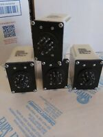 Potter & Brumfield CB-1022-78 Time Delay Relays (Lot of 4)