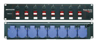 Controleur Dispatching 8 canaux Pc8 MkII Jb Systems