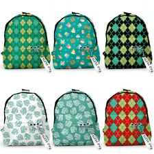 Game Animal Crossing New Horizons Backpack Schoolbag Shoulder bag laptop bag
