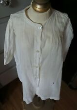 Antique! Early Hand Stitched Infant Dress for Composition & Bisque Baby Dolls