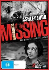 Missing : Season 1 (DVD, 2012, 2-Disc Set)
