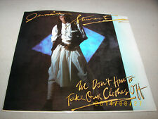 Jermaine Stewart We Don't Have To Take Our Clothes Off / Give Your. 45 Nm w/ps
