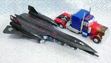 Transformers Genuine Movie Leader Class Optimus Prime & Jetfire ROTF