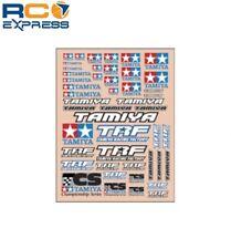 Tamiya Logo Sticker Set TAMMM023