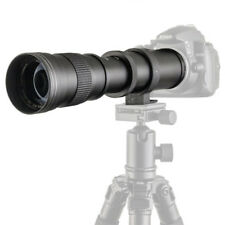 【AU】420-800mm f/8.3-16 Zoom Telephoto Lens For Canon 7D 5D III IV 750D 760D 600D