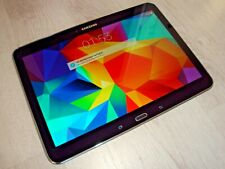 Samsung Galaxy Tab 4 Tablet Schwarz WLAN 10,1 Zoll Android top Zustand