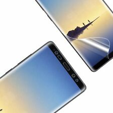 2pcs Full Screen Protector for Samsung Galaxy Note 8 Clear TPU Film Saver Guard