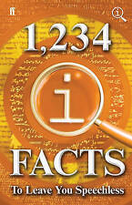 1,234 Qi Facts to Leave You Speechless by John Mitchinson, John Lloyd, James Har
