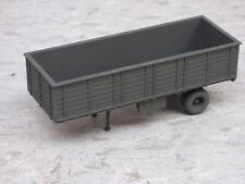 Roco / Herpa Minitanks Painted WWII  US Open Cargo Tractor Trailer Lot #1020B