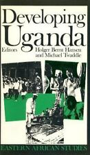 Developing Uganda (Eastern African Studies)