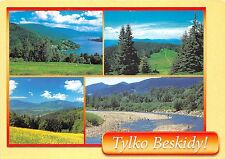 B52739 Beskidy mountains multiviews  poland