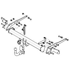 Flange Tow Bar Witter Towbar for Ford Tourneo Connect MPV 2002-2009