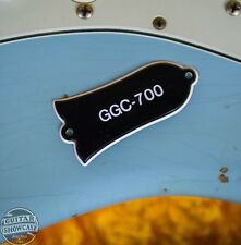 """Rare NOS Gibson """"GGC - 700"""" Truss Rod Cover Vintage 1981-1982"""