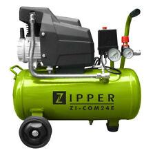 Zipper Druckluft Kompressor Zi Com 24E, ölgeschmiert, mit Druckminderer Com24E