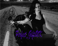 MAGGIE SIFF SIGNED AUTOGRAPHED 10X8 PP RE-PRO PHOTO Sons Of Anarchy Tara