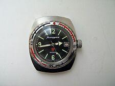 VIntage soviet watch Vostok AMPHIBIAN 2214 18jewels Chistopol military