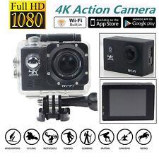 Full HD 4K@30fps SJ8000 170° HD 1080P WiFi Sports Waterproof Action Camera DV