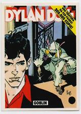 STICKER DYLAN DOG copertina n. 45 goblin  official stickers collection