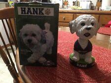 2014 SGA Hank the Dog Ballpark Pup Bobblehead Milwaukee Brewers ~ New In Box