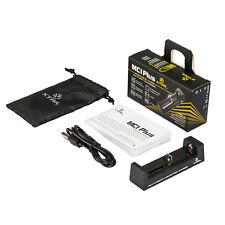 XTAR MC1 Plus Battery Charger USB Charger Li-ion 18650 16340 14500 26650 25500