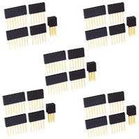 5pc Arduino Shield Stackable Header Set, Stack Headers Kit 6 8 Pin ICSP UNO USA