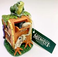 Midwest Of Cannon Falls Creepy Hollow Halloween Village Accessory Scary Mailbox
