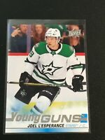 F60236  2019-20 Upper Deck #217 Joel L'Esperance YG RC STARS YOUNG GUNS