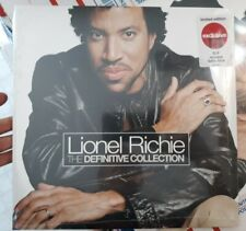 Lionel Richie The Definitive Collection 2 LP Opaque Baby Blue Vinyl SEALED NEW