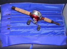 set viaggio canna casting rod & mulinello bobina rotante Pfluger Baitcast Reel
