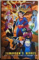 LEGION OF SUPER-HEROES Tomorrow's Heroes (2008) DC Comics TPB VG+/FINE-