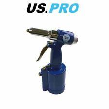 US PRO Professional Air Hydraulic Rivet Gun Pop Riveter Power Tool 8170