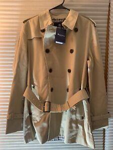 Aquascutum Richmond DB Trench Coat  Men Size40